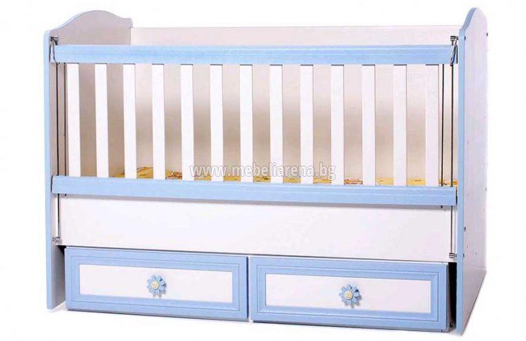 мебели за бебешка стая