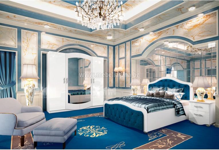 кожена спалня